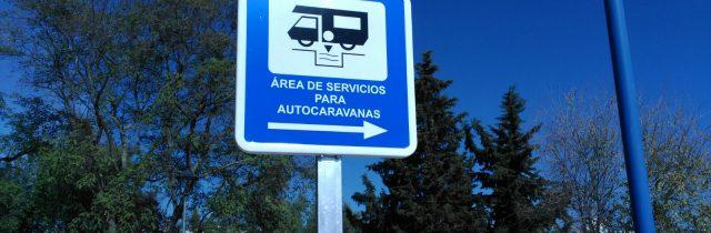 Hornachuelos ya cuenta con una nueva zona de autocaravanas adaptada a la normativa