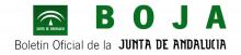 Boletín Oficial de la Junta de Andalucia